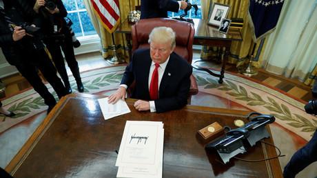 Was geht wirklich vor im Weißen Haus, seitdem Trump der neue Präsident ist?