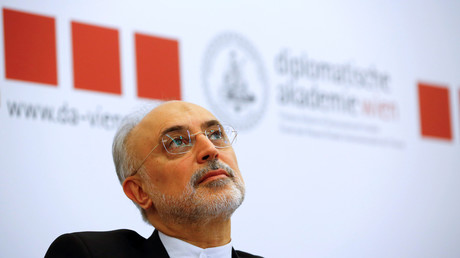 Ali Akbar Salehi, Wien, Österreich, 28. September 2016.