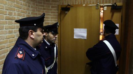 Großrazzia gegen Mafia in Italien und Deutschland - 200 Festnahmen (Archivbild)