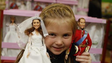 Prinz und Prinzessin statt Lokomotive Thomas oder Bob der Baumeister - die meisten Mädchen haben, was ihr bevorzugtes Spielzeug anbelangt, erkennbare Präferenzen.