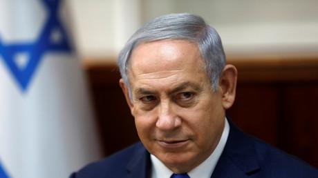 Benjamin Netanyahu in Jerusalem, Israel, 11. Januar 2018.