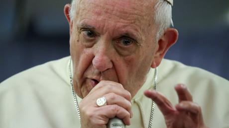 Papst ruft zum Kampf gegen
