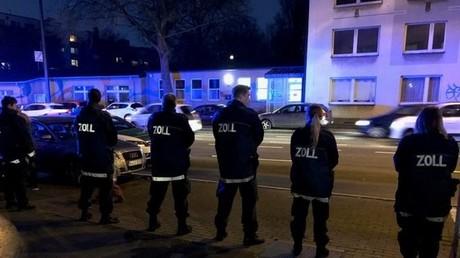 Razzia gegen organisierte Schwarzarbeit in Nordrhein-Westfalen