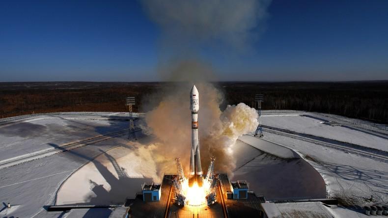 Dritte Rakete von Weltraumbahnhof Wostotschny in den Orbit abgehoben