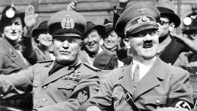 """Neuer Kinofilm in Italien: Nach Hitler ist auch Mussolini """"wieder da"""""""