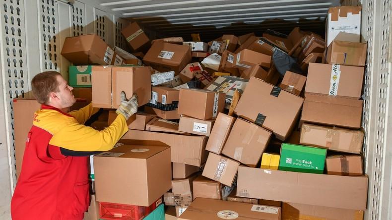 Wenn der Postmann gar nicht klingelt: Fauler Briefträger sammelt halbe Tonne Post in Garage