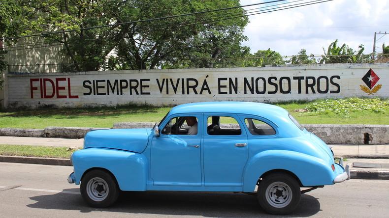 Diplomatische Protestnote: Kuba protestiert gegen Internet-Einsatzkommando der USA