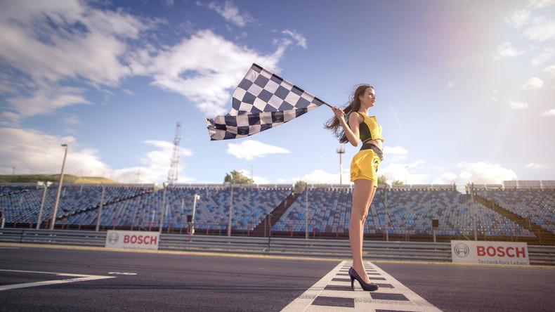 Keine Grid-Girls mehr: Formel 1 verzichtet auf weibliche Models vor Start von Autorennen