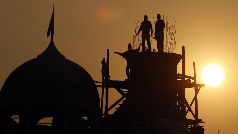 """Mufti in Kaschmir: """"Indische Muslime sollten wegen Diskriminierung eigenes Land fordern"""""""