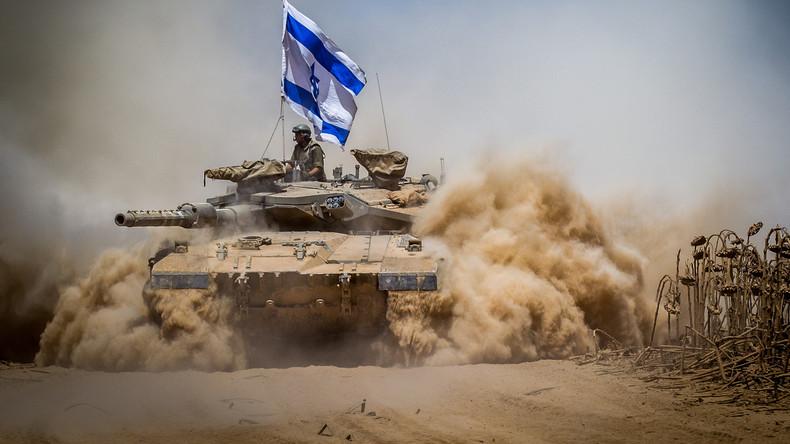 """""""Bodeninvasion in voller Stärke"""": Israel droht dem Libanon im Falle eines Konflikts"""