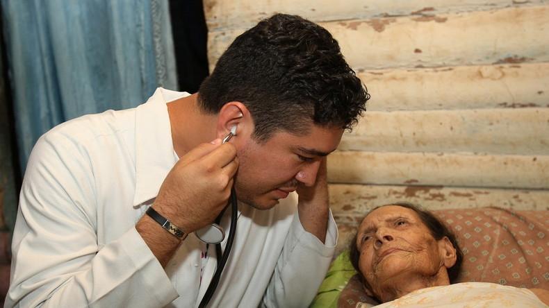 Kuba erhält Öl und schickt noch mehr Ärzte nach Algerien