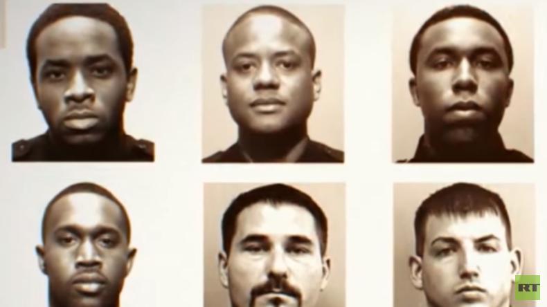 Die Gangster-Cops von Baltimore: Größter Polizeiskandal der US-Geschichte? (Video)