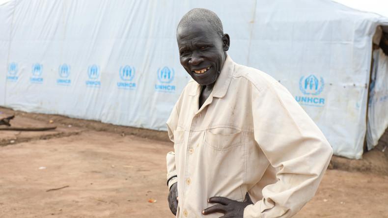 UN: Drei Millionen südsudanesische Flüchtlinge bis Ende 2018