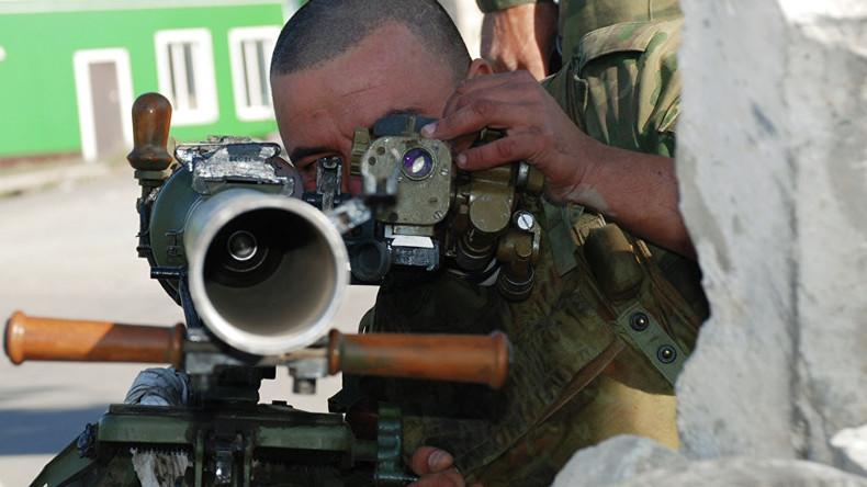 Donezk: Mutmaßlicher Angriff auf Verteidigungsminister