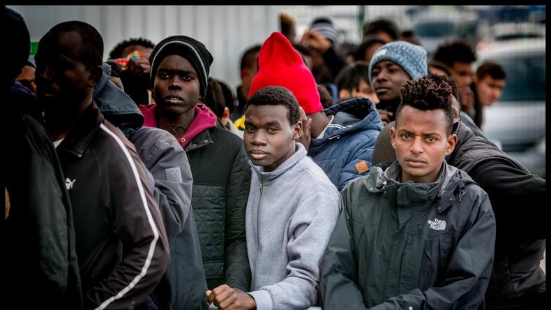 Frankreich: 17 Verletzte bei Auseinandersetzungen zwischen Migranten in Calais