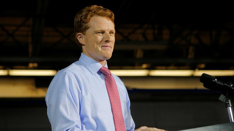 Neuer Shootingstar der US-Demokraten: Ein Kennedy rückt ins Rampenlicht