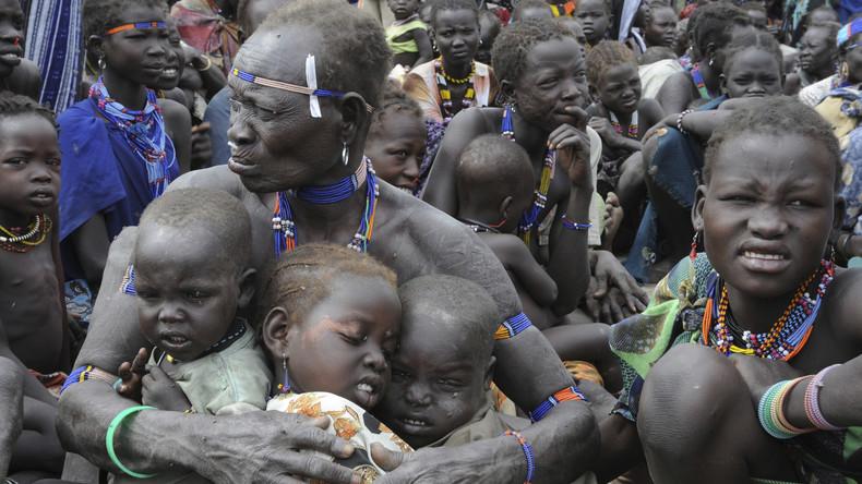Südsudan: Vereinte Nationen warnen vor Afrikas größter Flüchtlingskrise