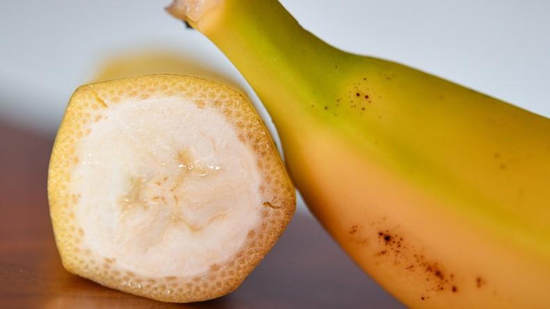 Krummes Obst für Faule: Japaner entwickeln Bananensorte mit essbarer Schale