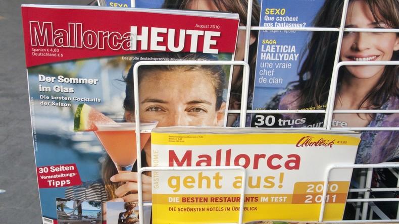 Deutsche bleiben sich treu - auf Platz zwei unter Spanien-Besuchern