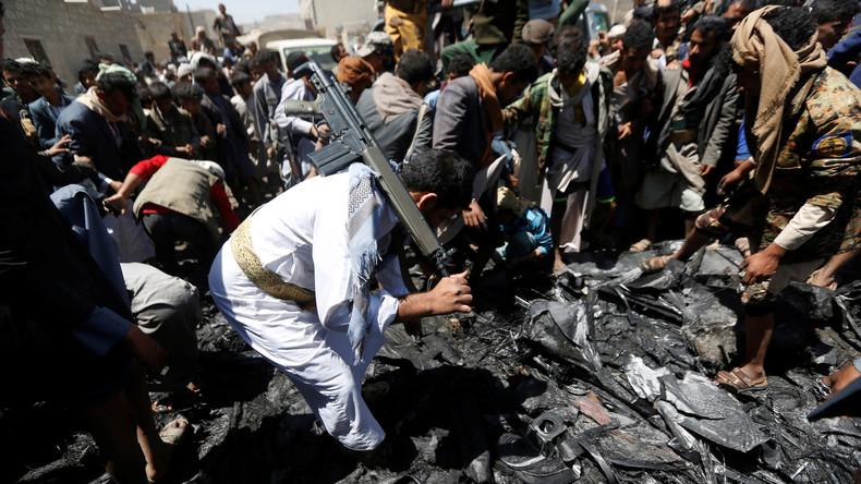 Jemen: US-Luftschläge haben sich unter Präsident Trump versechsfacht