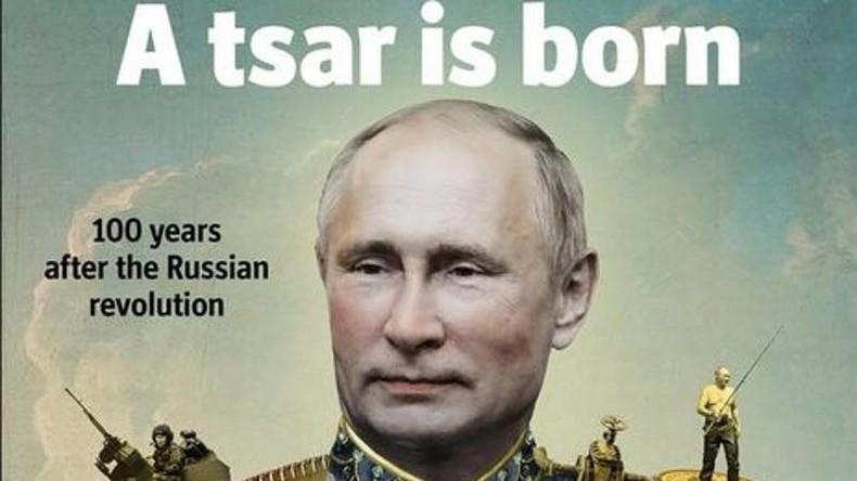 """Mediale Kampfrhetorik: """"The Economist"""" stellt von Soft-Power auf Endgame um"""