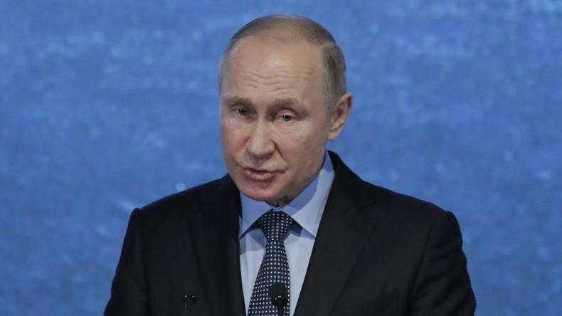 LIVE: Wladimir Putin besucht Wolgograd zum 75. Jahrestag des Sieges von Stalingrad