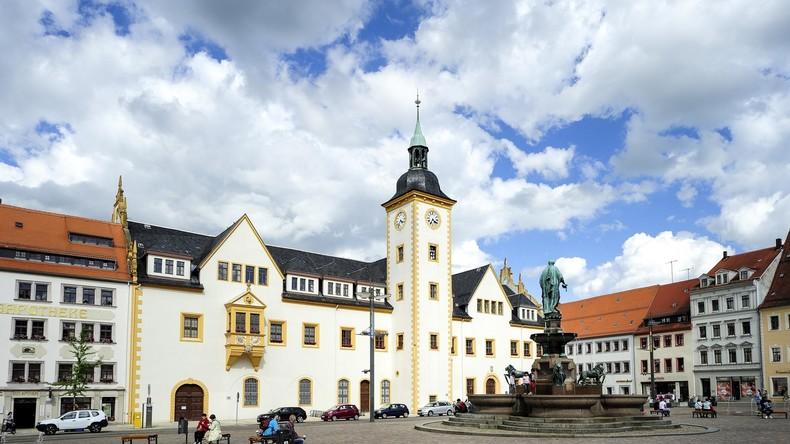 Freiberg in Sachsen: Keine weiteren Flüchtlinge für vier Jahre