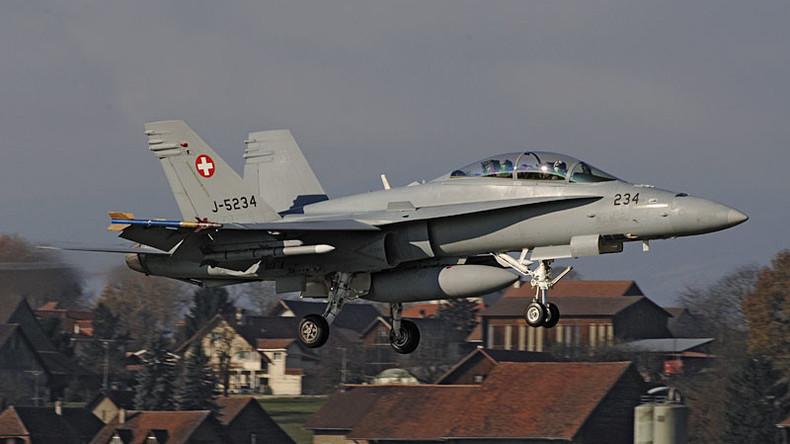 Risse entdeckt: Schweizer Armee muss Kampfjets aus dem Verkehr ziehen