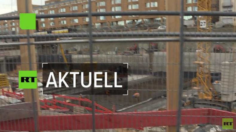 Milliardengrab Stuttgart 21: Deutschland und seine Großbaustellen (Video)