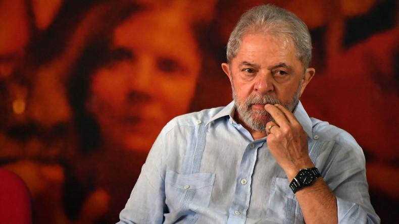 """""""Keine Hinweise auf Fluchtgefahr"""": Brasiliens verurteilter Ex-Staatschef Lula darf wieder ausreisen"""