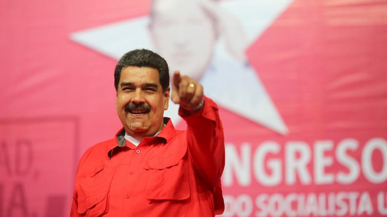 Venezuelas Sozialisten küren Maduro zum Präsidentschaftskandidaten