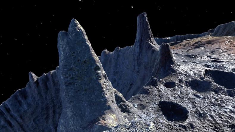 Asteroid fliegt am Sonntag nah an der Erde vorbei
