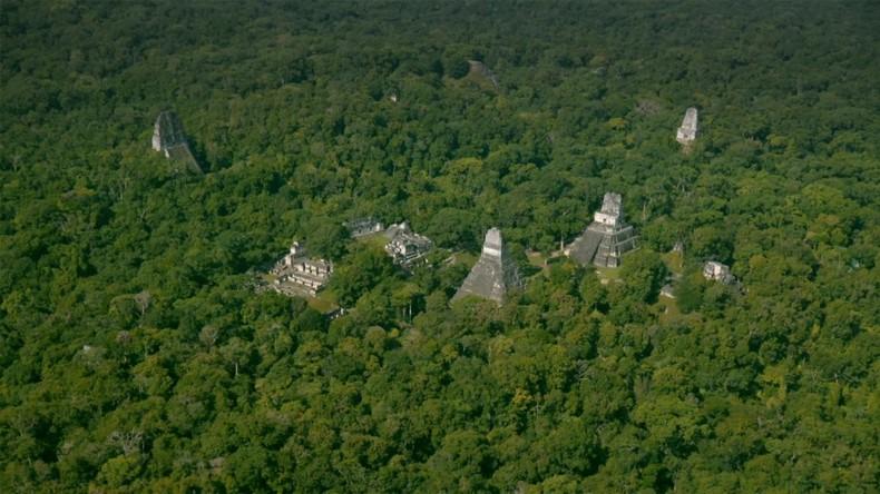 Wissenschaftler entdecken Maya-Metropole in Guatemalas Dschungel