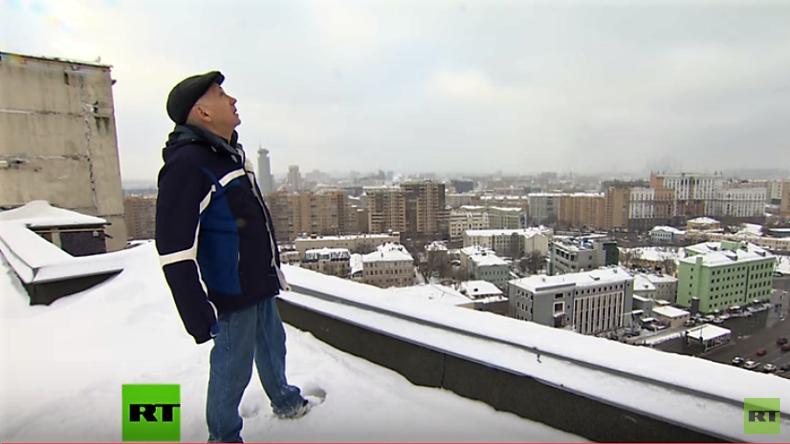 Einmal in Russland: Taubenzucht in Moskau – Eine Passion mit Geschichte