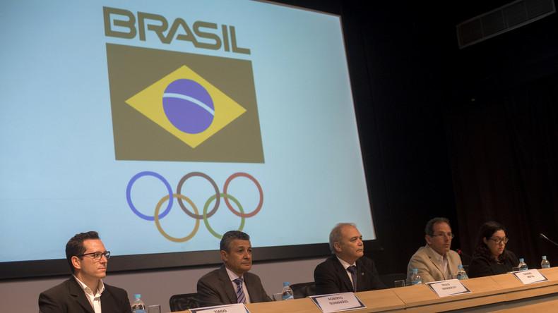 IOC: Suspendierung des brasilianischen NOK komplett aufgehoben