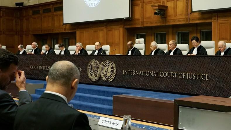 Nicaragua erleidet doppelte Niederlage im Grenzstreit mit Costa Rica vor UN-Gericht