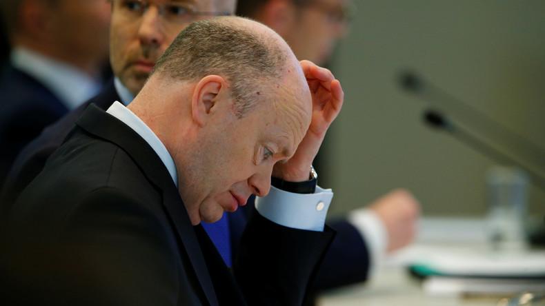 Deutsche Bank: Verluste in Höhe von einer halben Milliarde in 2017 wegen US-Steuerreform