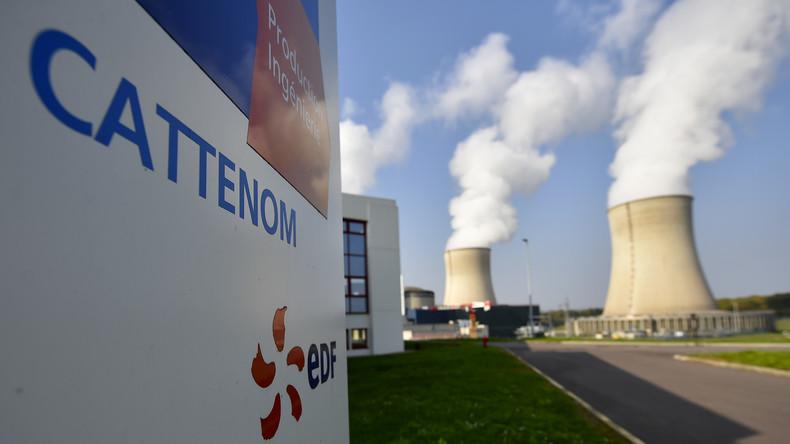 Block im Atomkraftwerk Cattenom nahe deutscher Grenze abgeschaltet