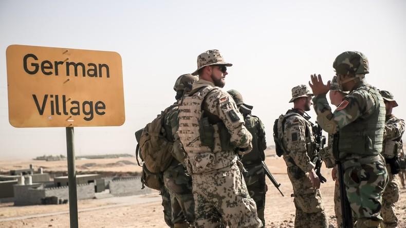 Irak-Einsatz: Bundeswehrverband beklagt fehlende Strategie Berlins