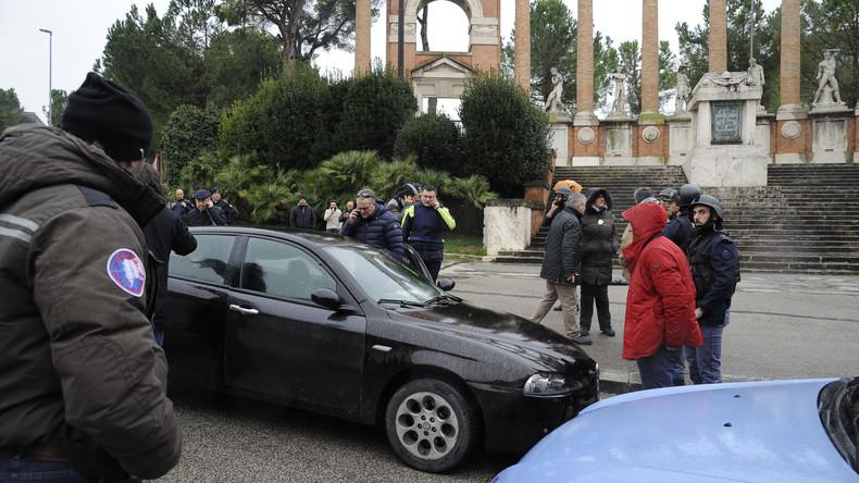 Italienischer Innenminister: Schütze von Macerata wohl von Fremdenhass getrieben