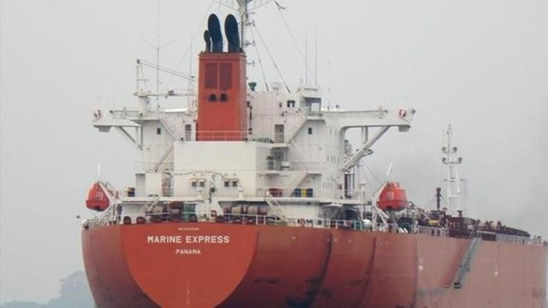 Indischer Öltanker mit 22 Besatzungsmitgliedern vor Westafrika vermisst