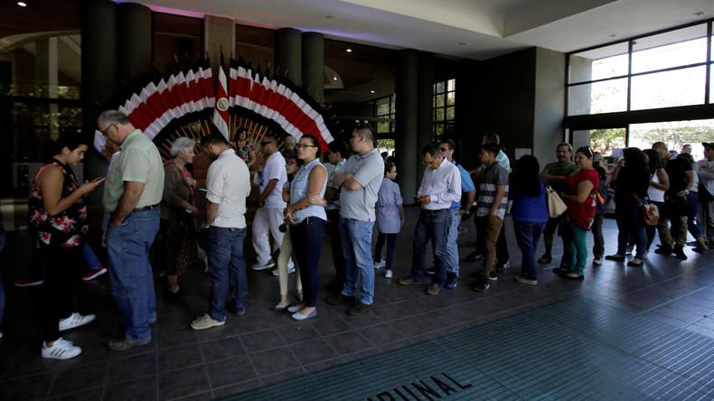 Costa Rica wählt neuen Staatschef - Stichwahl erwartet