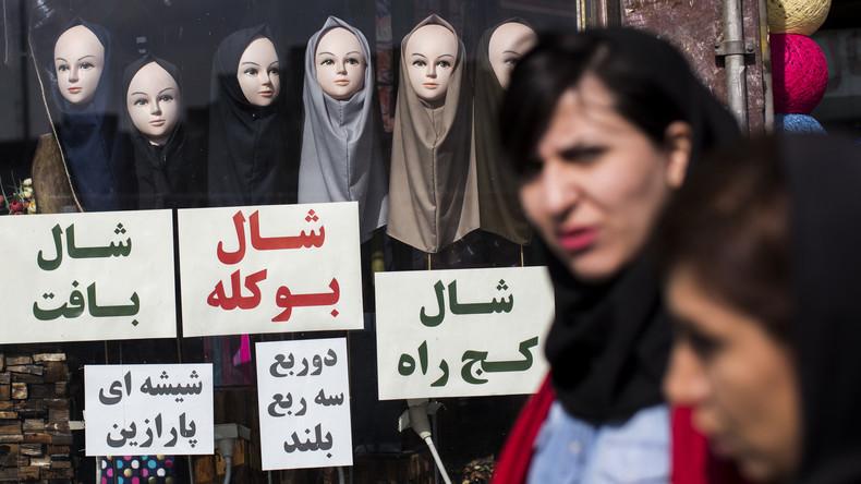 Präsidialamt: Immer mehr Gegner des Kopftuchzwangs für Frauen unter Iranern