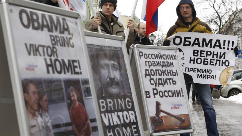 Russisches Außenministerium warnt erneut vor Jagd auf russische Staatsbürger durch USA