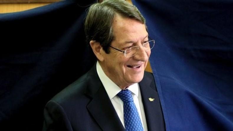Zypern: Amtierender Präsident Anastasiades bei Stichwahl wiedergewählt