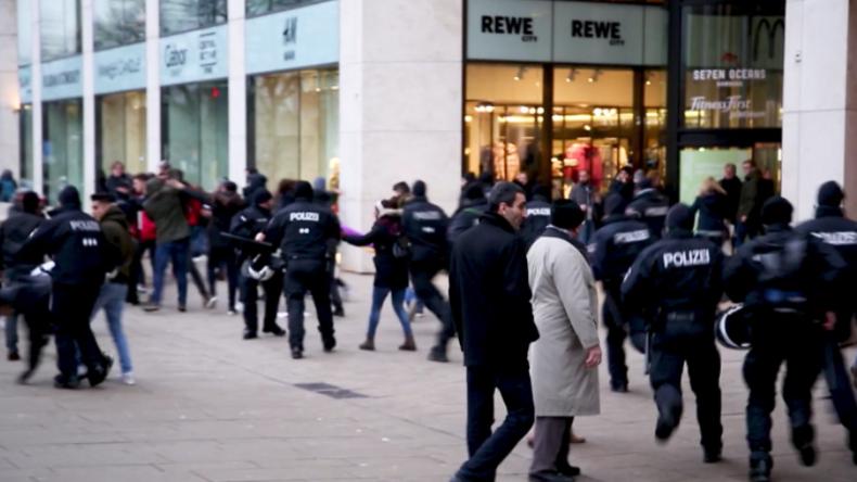 Niederlande, Deutschland und England: Wieder zahlreiche Zusammenstöße zwischen Kurden und Türken