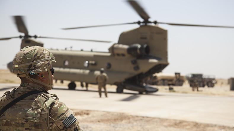 USA beginnen Truppenabzug aus dem Irak und verschieben Streitkräfte nach Afghanistan