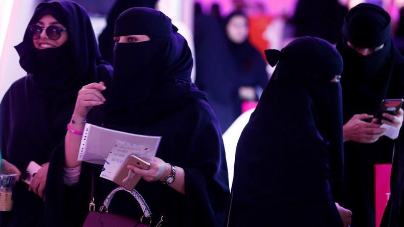 Mehr als 100.000 saudische Frauen bewerben sich um 140 Arbeitsstellen bei Passkontrolldienst