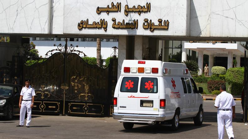 Freund mitbringen - Geld als Provision: Polizei sprengt Spenderorgan-Farm in Kairo