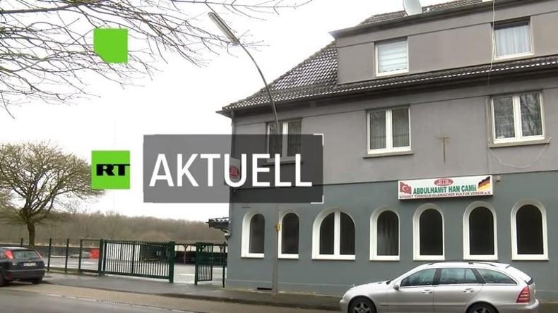 Lautstarker Streit: Gericht in Gelsenkirchen verbietet Muezzin-Ruf per Lautsprecher [Video]